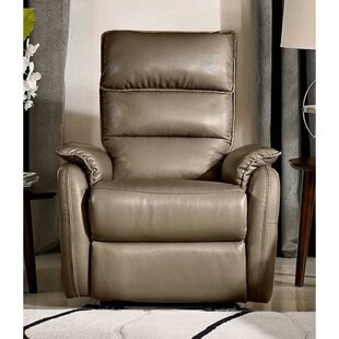 Weathersby Manual Glider Recliner