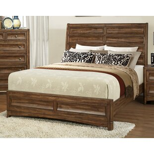 Loon Peak Dilley Panel Bed