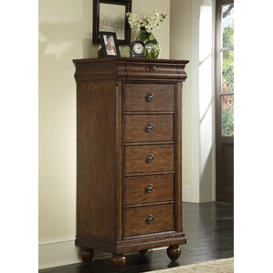 Oreana 5 Drawer Lingerie Chest