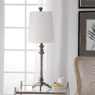 Kohn Steel 35 Table Lamp