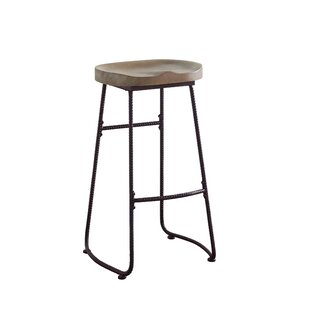 Thacker Backless 30 Bar Stool Union Rustic