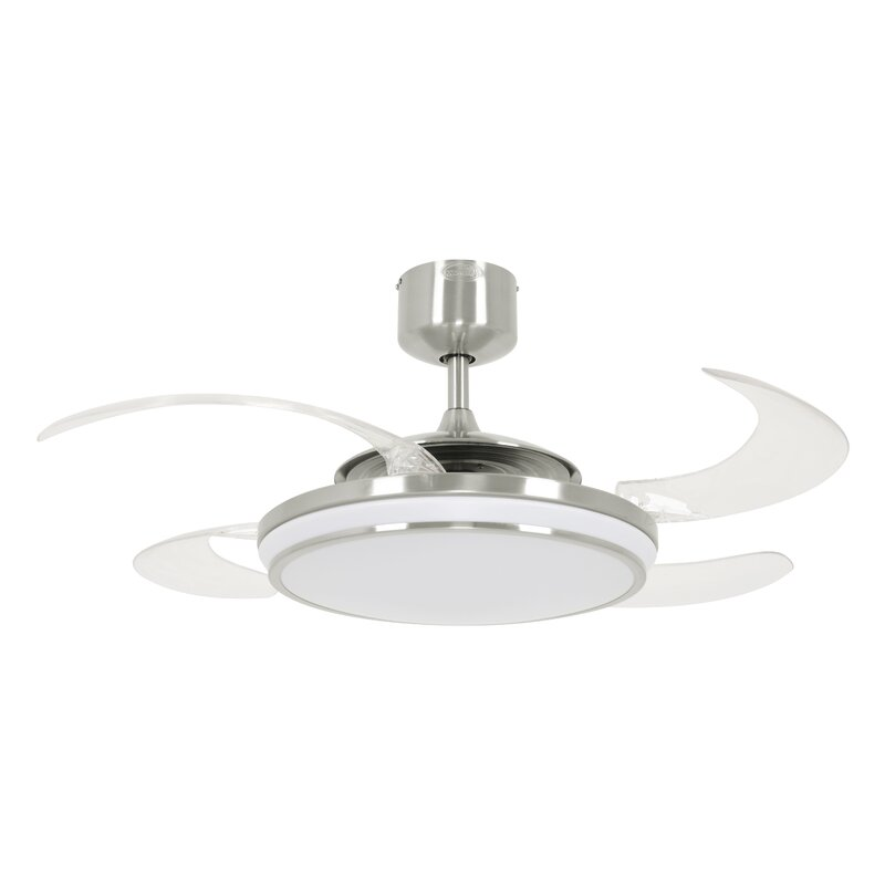4 Blade Led Ceiling Fan
