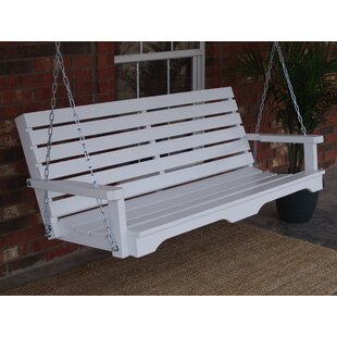 Bisantz Country Style Porch Swing