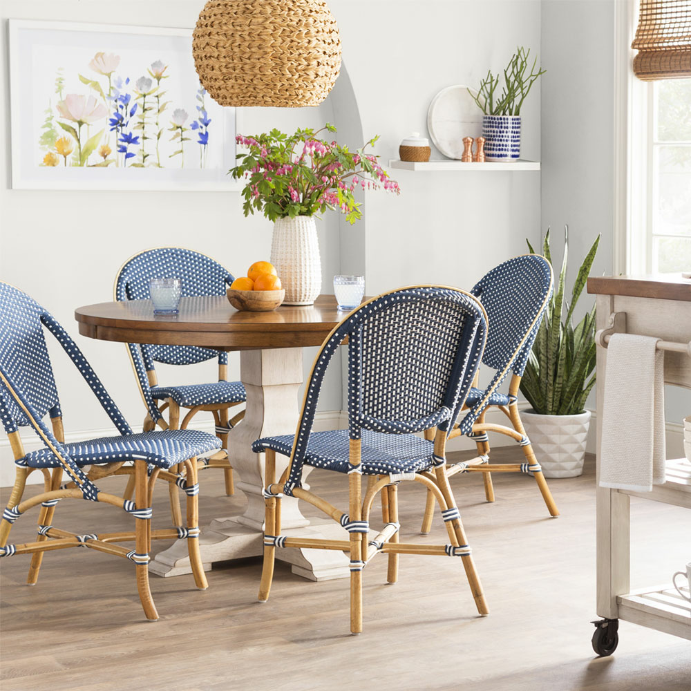 Coastal kitchen dining room furniture