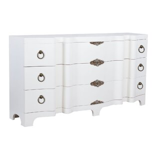 Mickie 3 Drawer Dresser