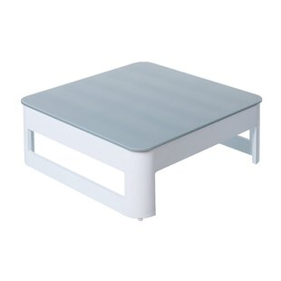 Geneve Aluminium Coffee Table By Sol 72 Outdoor