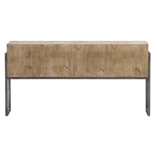 Thomasina Contemporary Sofa Console Table