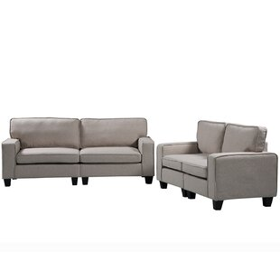 Pigott 2 Piece Living Room Set by Williston Forge