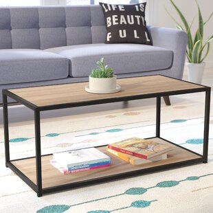 Great Claudette Industrial Coffee Table
