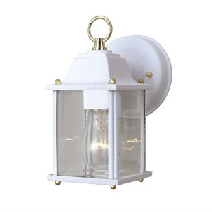 Charlton Home Beadle Outdoor Wall Lantern
