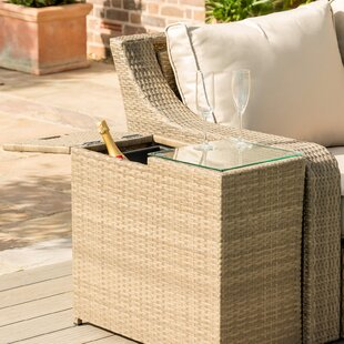 Fairlawn Rattan Side Table Image