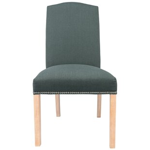 Parsons Upholstered Dining Chair Set of 2
