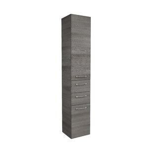 Peete 35 X 185.5cm Tall Bathroom Cabinet By Brayden Studio