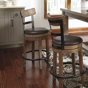 Empire 24.25 Swivel Bar Stool Trent Austin Design