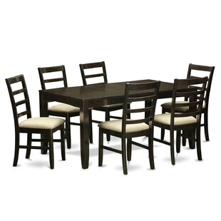 Lynfield 7 Piece Dining Set by East West ..