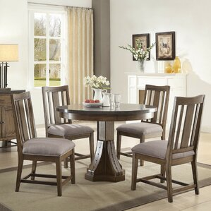 Westbrook 5 Piece Dining Set by Infini Fu..