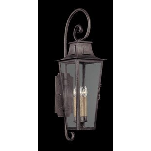 Sutton 4-Light Outdoor Wall Lantern