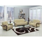 3 Piece Living Room Set by Orren Ellis