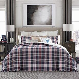 a5ed7ae2b Wallingford Plaid 100% Cotton Comforter Set. by Tommy Hilfiger