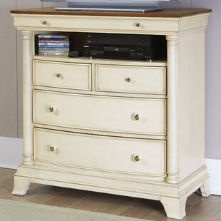Woodhaven Hill Inglewood II 5 Drawer Media C..
