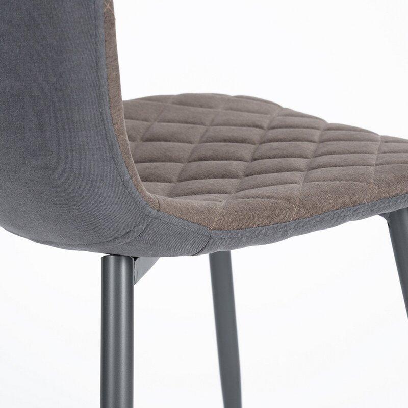 Brayden Studio Muski Upholstered Dining Chair Wayfair Ca