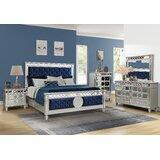 Nettles Standard 5 Piece Bedroom Set by Rosdorf Park