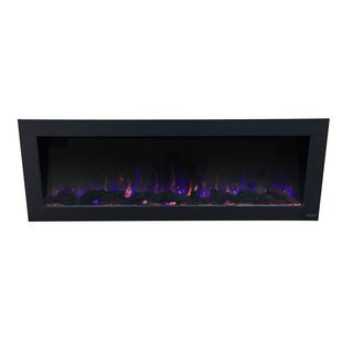 Touchstone Sideline? Outdoor Wall Mounted Electric Fireplace