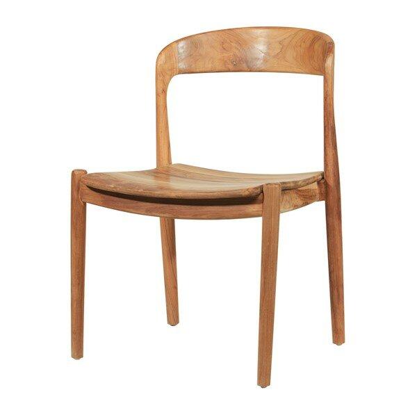 Selamat Designs Ingrid Solid Wood Dining Chair Perigold