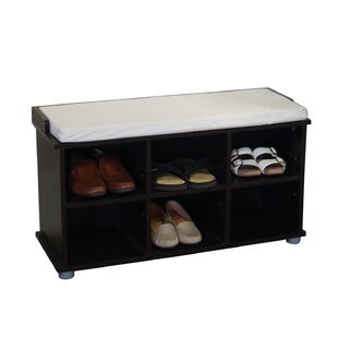 Kendal Shoe Storage Bench And Hutch Set