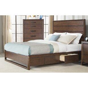 Cresent Furniture Mercer Storage Platform Bed