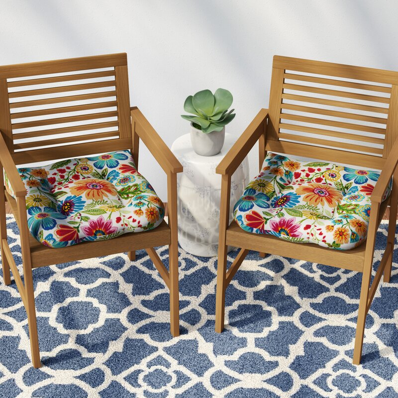 Indoor Outdoor Patio Chair Cushion