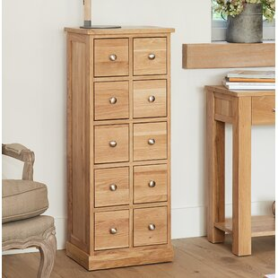 Oscar 10 Drawer Chest By Marlow Home Co.
