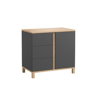 Cornett 3 Drawers Combi Chest By Isabelle & Max