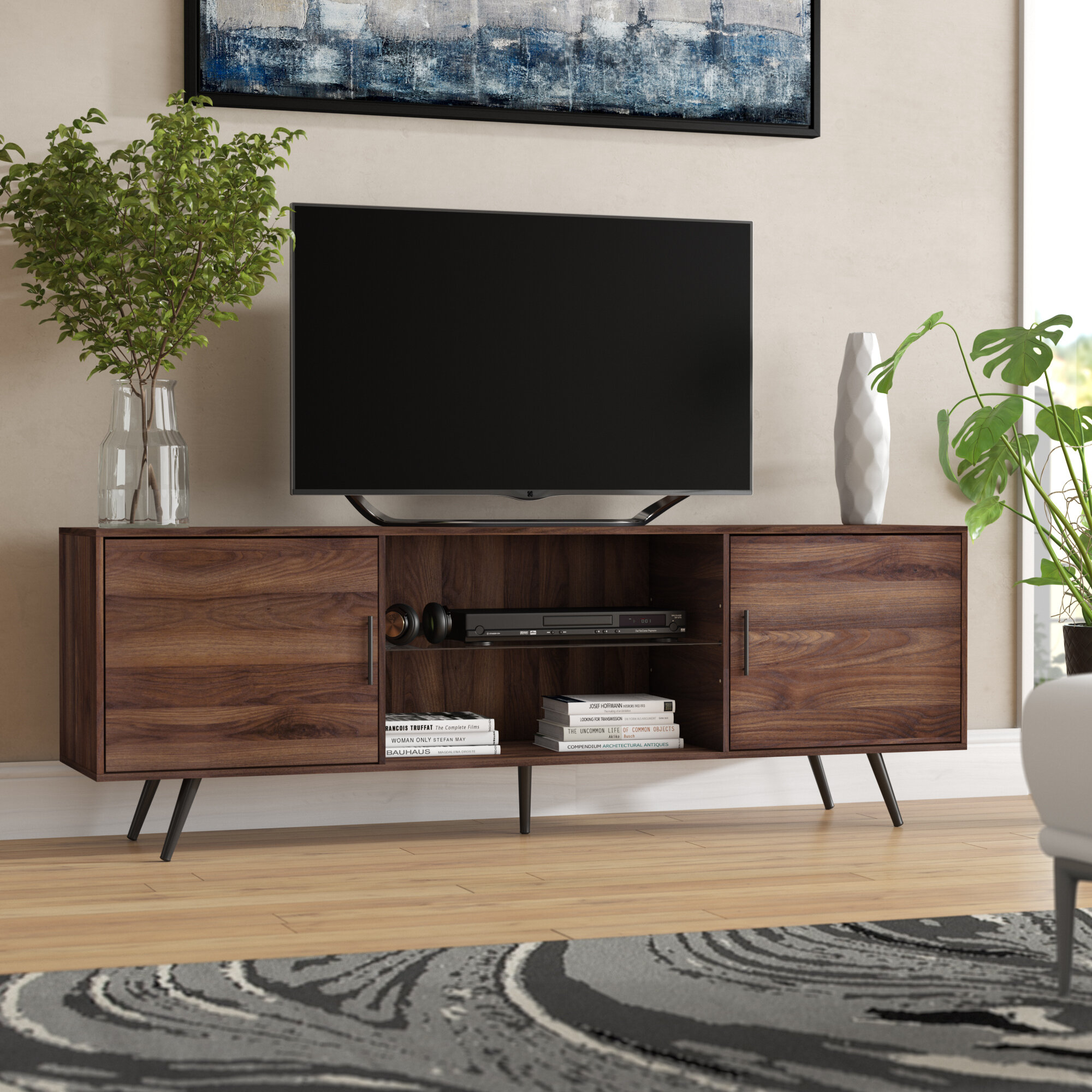 George Oliver Tv Stands Entertainment Centers You Ll Love In 2020 Wayfair
