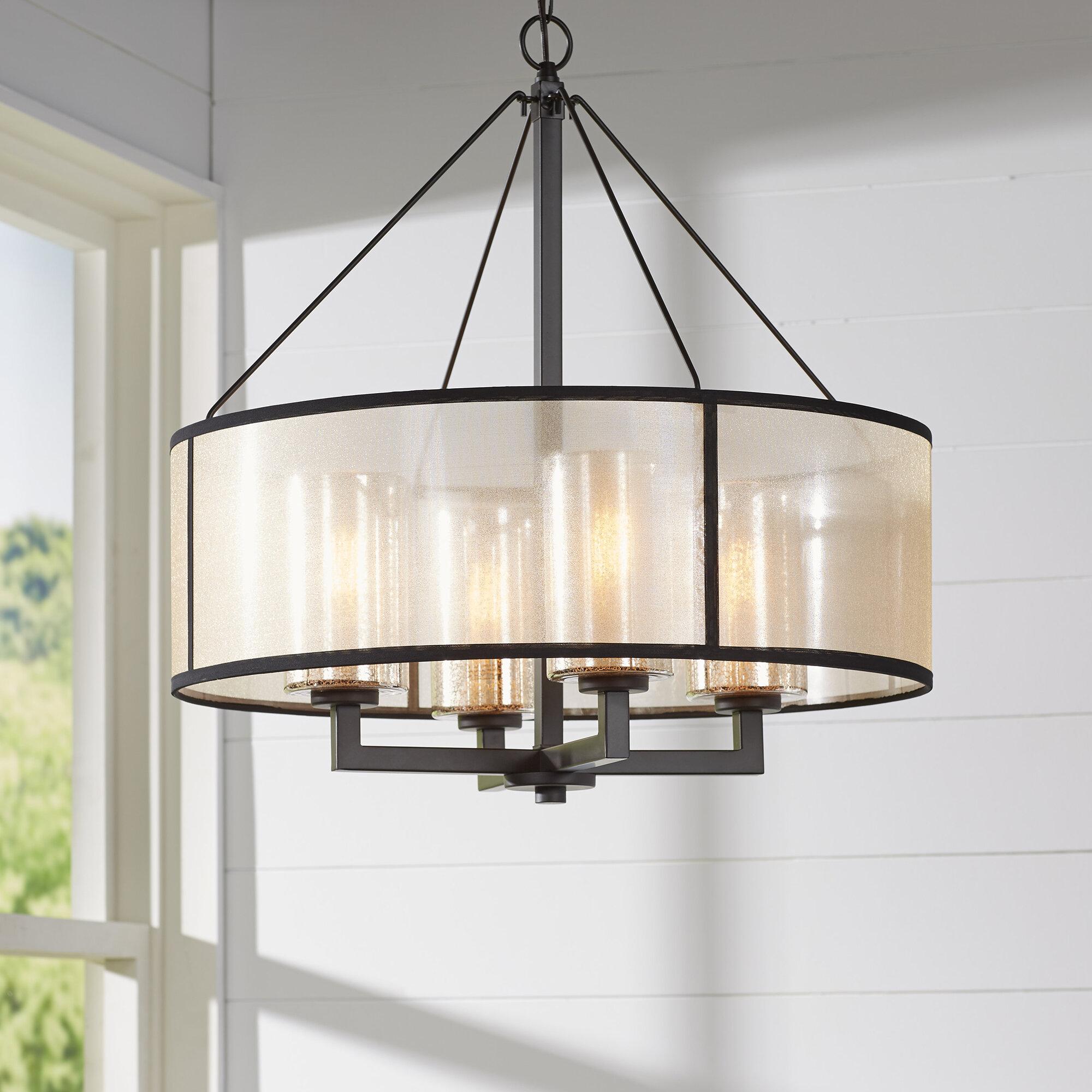 Brayden Studio Dailey 4 Light