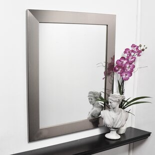 Compare prices Solitaire Vanity Wall Mirror ByAmerican Value