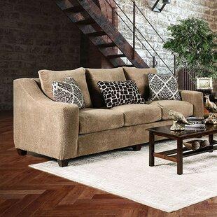 Fleur De Lis Living Conesville Cushy Sofa