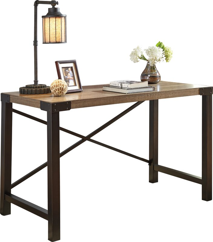 Signature Design by Ashley Dexifield Writing Desk Reviews Wayfair