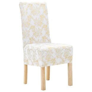 Clippercove Chair Cover (Set Of 4) By Lily Manor