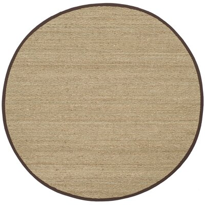 Round Bamboo Amp Seagrass Rugs You Ll Love In 2019 Wayfair