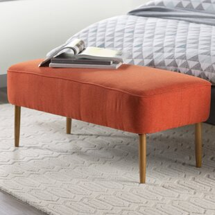 Mercury Row Mchale Upholstered Bench