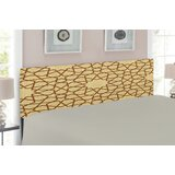 Antique Queen Upholstered Panel Headboard by East Urban Home