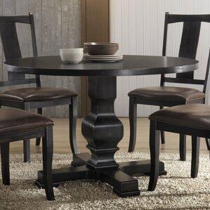 Bloomingdale Round Pedestal Dining Table ..