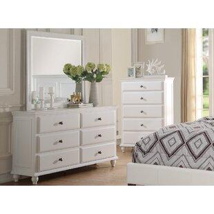 Stephan 5 Drawer Dresser by Alcott Hill