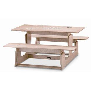 Jonti-Craft Picnic Table