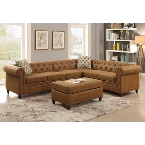 Cherwell Reversible Modular Sectional by Dar..