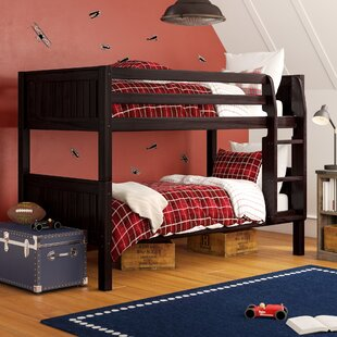 Clearance Oakwood Twin over Twin Bunk Bed by Mack & Milo Reviews (2019) & Buyer's Guide