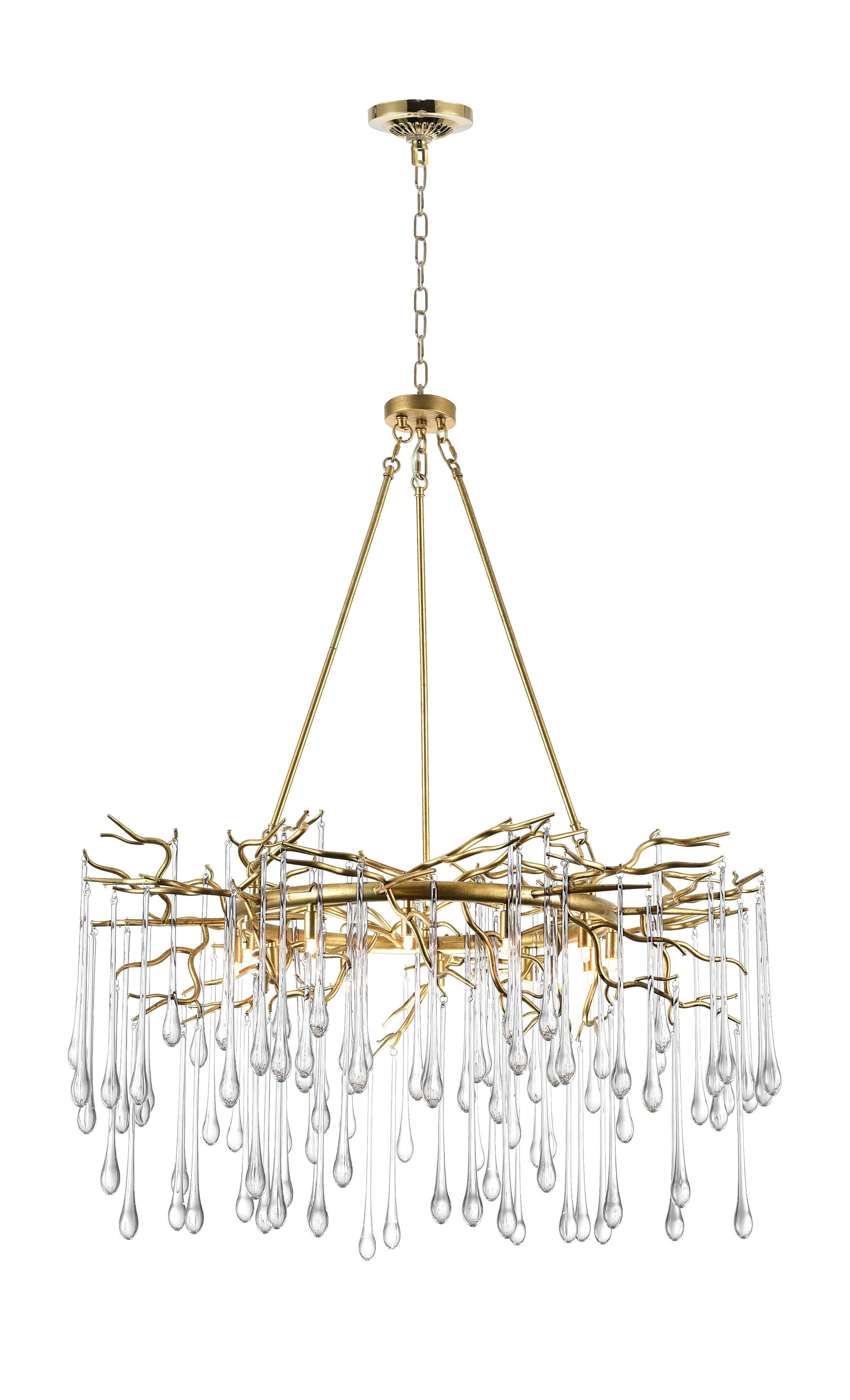Mercer41 Lehmann 12 Light Unique Statement Wagon Wheel Chandelier Wayfair