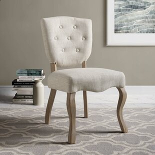 Fairfield Upholstered Dining Chair Ophelia & Co.