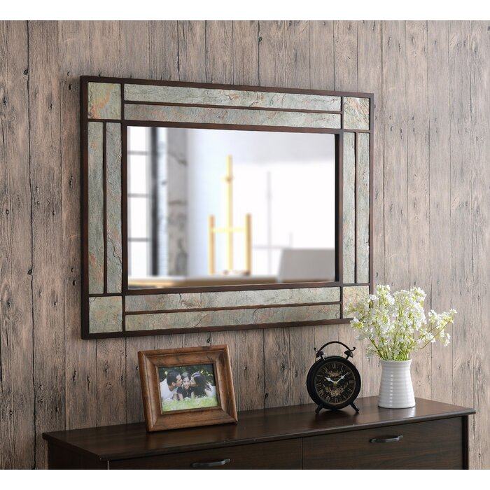 Crelake Modern Contemporary Wall Mirror